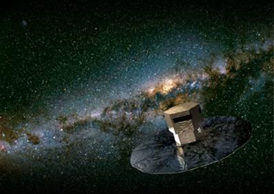 GaiaはESA(European Space Agen...